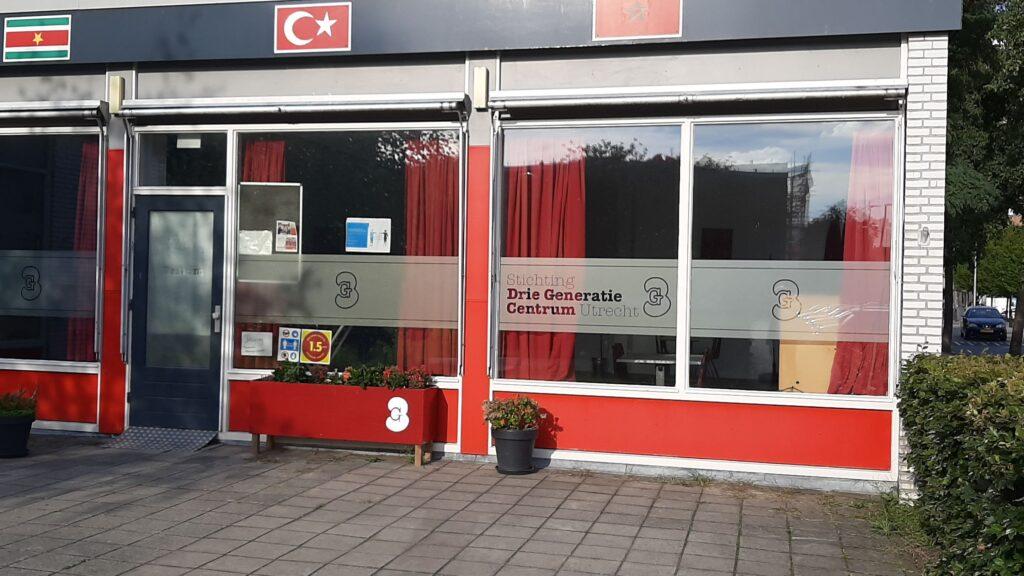 3G centrum Bernadottelaan